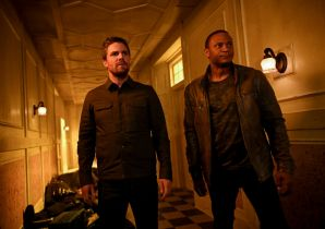 Arrow - zobacz zdjęcia i opis 2. odcinka finałowego sezonu serialu