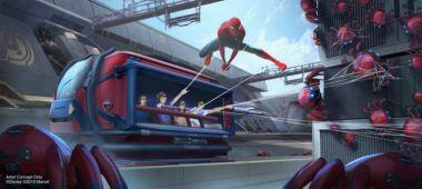 Bądź jak Spider-Man. Disneyland szykuje świetne atrakcje z bohaterem Marvela