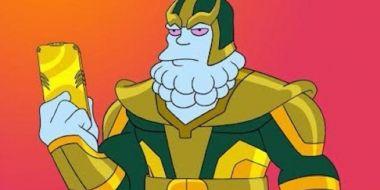 Kevin Feige (jako złoczyńca) i bracia Russo podłożą głosy w odcinku Simpsonów
