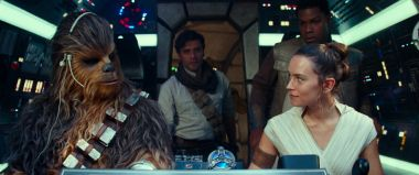 Skywalker. Odrodzenie - figurki z Rycerzami Ren. Jak Dominic Monaghan dostał rolę?