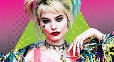 Ptaki Nocy - nowe plakaty filmu z Harley Quinn w roli głównej