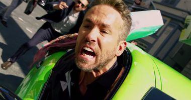 6 Underground - Ryan Reynolds szaleje we Włoszech. Wideo promujące film Netflixa