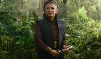 Gwiezdne Wojny: Skywalker. Odrodzenie - Leia z mieczem świetlnym w nowym spocie