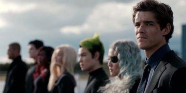 Titans - wielki chaos przy tworzeniu serialu? Spójrzcie na to zdjęcie