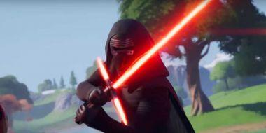 Fortnite i Gwiezdne Wojny: Skywalker. Odrodzenie - oto nowy fragment filmu