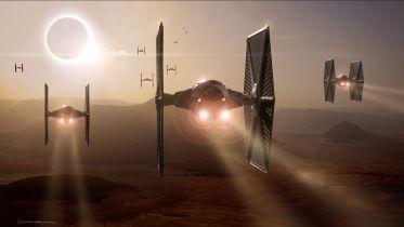 Gwiezdne Wojny: Przebudzenie Mocy - tak kształtowała się wizja na film. Świetne szkice