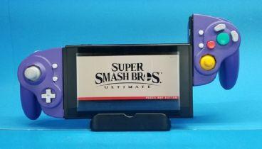 Nintendo Switch z Joy-Conami w stylu GameCube'a