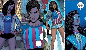 Doktor Strange 2 - jak Xochitl Gomez będzie wyglądać jako America Chavez? Oto wizualizacja