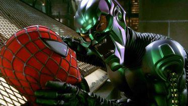 Spider-Man - Zielony Goblin, Pajączek i inne na szkicach koncepcyjnych z filmu Sama Raimiego