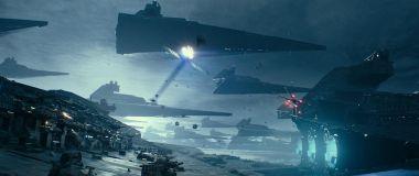 Gwiezdne Wojny: Skywalker. Odrodzenie - duchy Jedi w kulminacyjnej walce. Fanowska przeróbka
