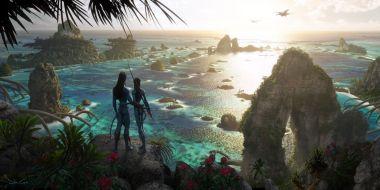 Avatar 2 - Kate Winslet pod wodą na nowym zdjęciu z planu!