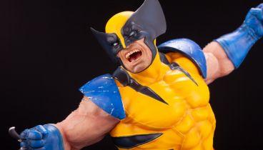 Wolverine w klasycznym stroju. Figurka nie tylko dla fanów postaci [ZDJĘCIA]