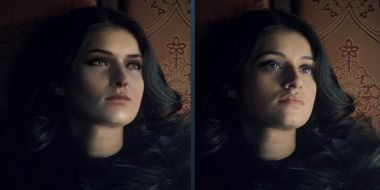 Yennefer z gry Wiedźmin 3: Dziki Gon w serialu Netflixa. Którą wersję wolicie?