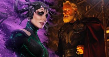 Thor: Ragnarok - usunięta scena pokazuje, jak Hela zabija Odyna. Zobacz wideo
