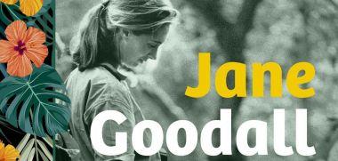Jane Goodall. Pani od szympansów - recenzja książki