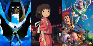 Najlepsze animacje w historii wg Rotten Tomatoes. Disney vs. Ghibli - Król Lew przegrywa