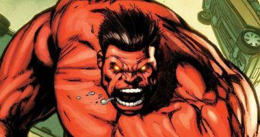 She-Hulk - Red Hulk zadebiutuje w serialu Disney+? Nowe pogłoski