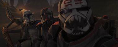 Gwiezdne Wojny: Wojny Klonów - teaser 7. sezon. Oto sceny z komandosami z 1. odcinka