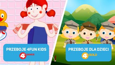 4FUN DANCE i 4FUN GOLD - najbezpieczniejsze miejsce w telewizji dla dzieci