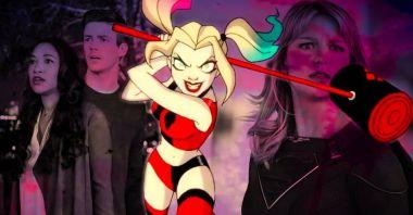 Harley Quinn bije prawie całe Arrowverse. Najpopularniejsze seriale o herosach w lutym