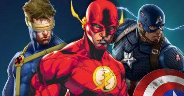 Marvel - najszybszą postacią w uniwersum jest... Flash z DC. Nie wierzysz? Oto dowód