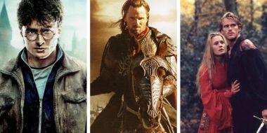 Najlepsze filmy fantasy w historii wg Rotten Tomatoes. Harry, Frodo czy klasyka?