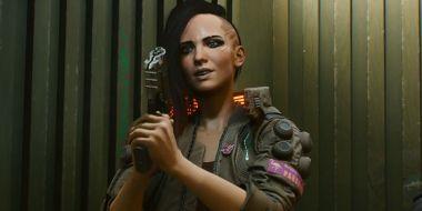 Cyberpunk 2077: żeńska wersja V na nowej grafice. Gra otrzyma alternatywną okładkę