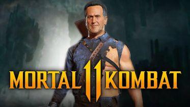 Ash Williams dołączy do gry Mortal Kombat 11. Wyciek zdradza nowych wojowników