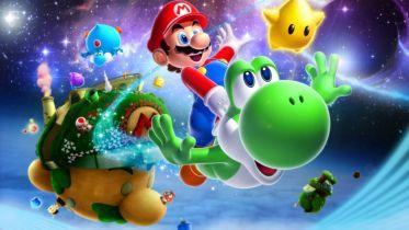 Super Mario Galaxy i inne gry z serii mogą trafić na Nintendo Switch