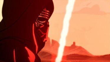 Star Wars Galaxy of Adventures - odcinek serialu z Kylo Renem