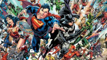 DC wraca ze sprzedażą drukowanych komiksów - oto lista. Jak odpowie Marvel?