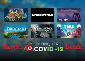 Humble Bundle – miliony zebrane na walkę z COVID-19