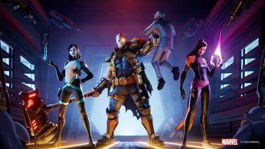 Nie tylko Deadpool. X-Force dołącza do Fortnite