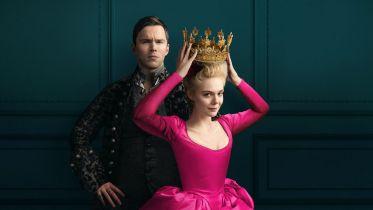 Elle Fanning i Nicholas Hoult o Wielkiej: To walka o władzę w małżeństwie [WYWIAD]