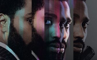 Tenet - John David Washington i Robert Pattinson na okładkach Total Film