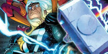 Marvel - kolejny członek Avengers użył Mjolnira. Thor dostał prawdziwy łomot