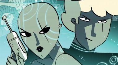 Super Naukoledzy 2099 - recenzja komiksu