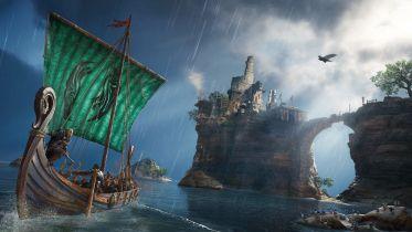 Assassin's Creed: Valhalla może zaoferować większą mapę niż Odyssey