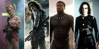 Marvel i Avengers nie będą zadowoleni. Najlepsze filmy superbohaterskie wg naEKRANIE