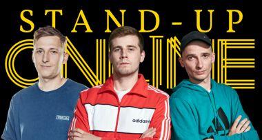 Stand-up Online 6 - wygraj bilety na live z występu!