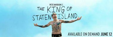 The King of Staten Island - zwiastun. Nowy komediodramat twórcy 40-letniego prawiczka