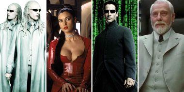 Matrix - najpotężniejsze postacie uniwersum [RANKING]