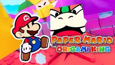 Paper Mario: Origami King z premierą tego lata! Zobacz zwiastun gry