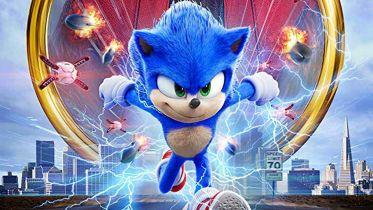 Sonic wciąż na szczycie najchętniej oglądanych produkcji w domach w USA