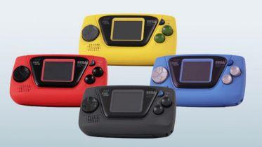 Sega wypuszcza retrokonsolę w wersji micro z 1,15-calowym ekranem