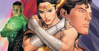 Liga Sprawiedliwości - Wonder Woman silniejsza od Supermana? Oto niepodważalny dowód
