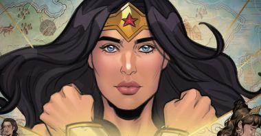 Wonder Woman - chcesz wyjaśnić dziecku, kim jest Amazonka? Ten album będzie jak znalazł
