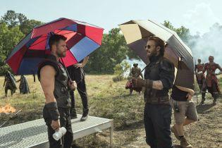 Avengers: Wojna bez granic - zdjęcia z planu. Tak wyglądał Rocket i inni bez CGI