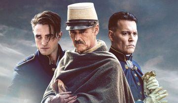 Waiting for the Barbarians - pierwszy zwiastun filmu z Johnnym Deppem i Robertem Pattinsonem