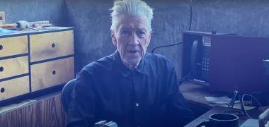 David Lynch został Youtuberem. Nagrywa wideo z domu